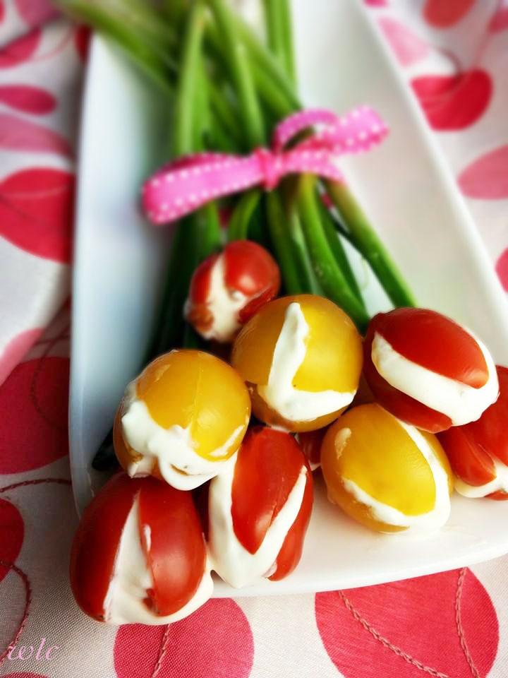 Edible Tulips